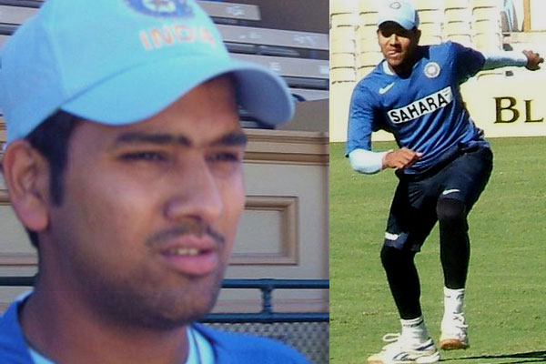 Rohit Sharma's Twitter account is followed by 7 million fans now