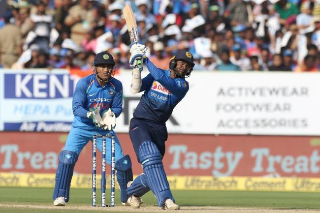 Shikhar Dhawan's 12th hundred takes India to 8th consecutive ODI series victory