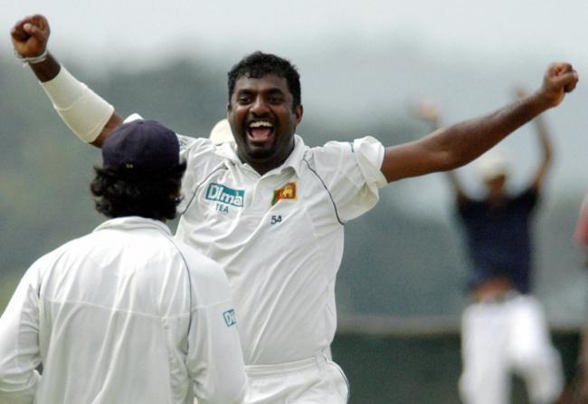 Cricket legend Muttiah Muralitharan turns 46 today