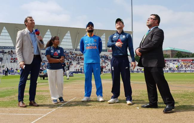 England win toss, opt to bat first against India in first Test