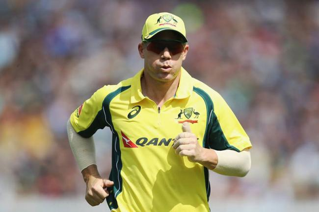 David Warner is ready to entertain with St. Lucia Stars