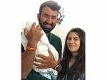 Cheteshwar Pujara is now a 'happy' father