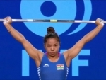 CWG: Mirabai Chanu claims gold