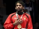 Bajrang Punia dedicates his Asian Games gold medal late ex-PM Vajpayee