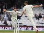 Cricket: Glenn McGrath congrats James Anderson on surpassing former's feat