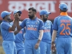 India announce team for last three ODIs against Windies