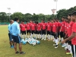 India gear up to face Nepal in SAFF U-15 Championship