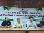 Asian School Indoor Rowing Championship to begin from Sept 4 in Kolkata