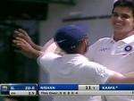 Arjun Tendulkar makes international U-19 debut with a glitch