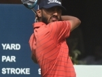 Arjun Sharma, Bikramjit Singh Sandhu and Gulfam among leading quintet on day one in Jaipur