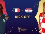 World Cup final: France-Croatia battle for title victory