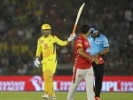 MS Dhoni's gutsy knock in vain as Kings beat CSK by four runs