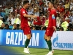 Ronaldo scores hat-trick as Portugal manages 3-3 draw with Spain