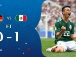 Germany stunned in opening match, Mexico win 1-0