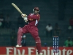 Chris Gayle woos his fans with his bhangra moves