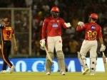 Chris Gayle smashes 104, helps Kings XI Punjab beat Sunrisers Hyderabad