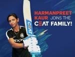 Indian women team beat New Zealand by 34 runs in World T20 clash