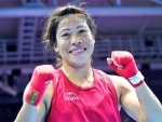 MC Mary Kom wins gold medal in CWG