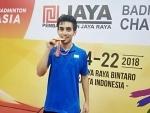 India's Lakshya Sen wins gold in Badminton Asia Junior Championship