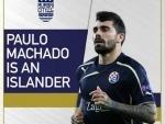 Mumbai FC signs Portuguese international Machado