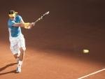 Rafael Nadal tops ATP rankings list