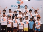 Pullela Gopichand handpicks fourteen talented youngsters for intensive training under the IDBI Federal Quest for Excellence #YoungChamps programme
