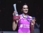 President Kovind wishes PV Sindhu for winning BWF World Tour Finals