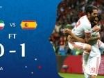Diego Costa's goal helps Spain beat Iran 1-0