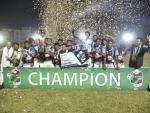 Sunfeast hosts school football league in Kolkata