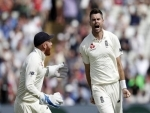 Anderson powers England to crush India in Lord's Test; visitors score 107 in first innings