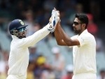 Adelaide Test: Australia 117/4 at tea; Ashwin shines