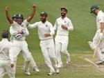 India on brink of victory, Pat Cummins remains Australia's bright spot