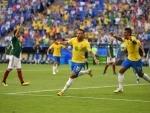 FIFA World Cup: Brazil thrash Mexico to reach quarter-final