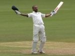Only Test: Shikhar Dhawan hits ton; India 158/0 at lunch on Day 1