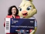 Ticket packages for the FIFA Women's World Cup France 2019 goes on sale
