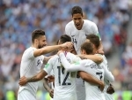 France knock Uruguay out of FIFA World Cup, reach semi final