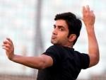 Gautam Gambhir scores century in farewell match