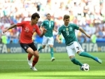 Germany lose to South Korea, crash out of FIFA World Cup 2018