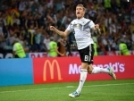 FIFA World Cup: Germany come back strong to beat Sweden 2-1