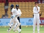 Only Test: India 347/6 at stumps on Day 1 against Afghanistan