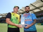 Brisbane T20I: India win toss, elect to bowl first