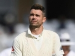James Anderson fined for showing dissent: ICC