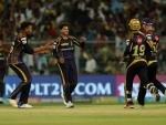 Kolkata Knight Riders bowlers bowl out Rajasthan Royals to 142