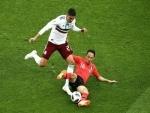 FIFA World Cup: Mexico beat South Korea 2-1