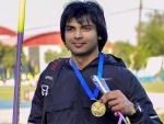 Commonwealth Games: Neeraj Chopra wins gold medal in men's javelin