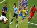 FIFA World Cup quarter-final battle begins today with double-header