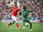 FIFA World Cup: Russia trounce Saudi Arabia in opening match
