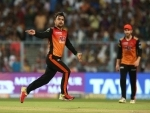 Sunrisers upset Knight Riders by 13 runs to reach IPL final