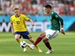 Sweden beat Mexico to enter last 16 of FIFA World Cup 2018