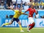 FIFA World Cup: Sweden beat Switzerland, reach quarter-final